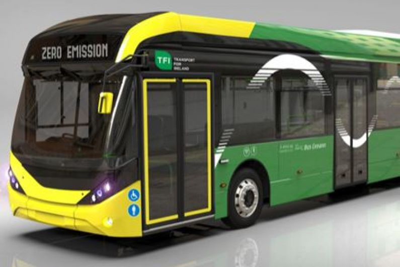 Hopes electric buses will be in Athlone by mid 2022