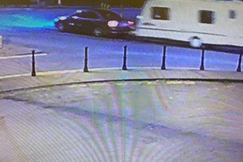 Stolen Roscommon caravan spotted travelling through midlands