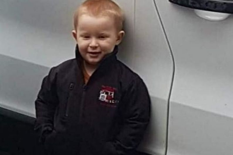 Boy killed in Longford road tragedy named