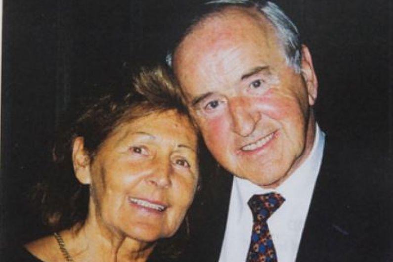Kathleen Reynolds wife of former Taoiseach Albert passes away