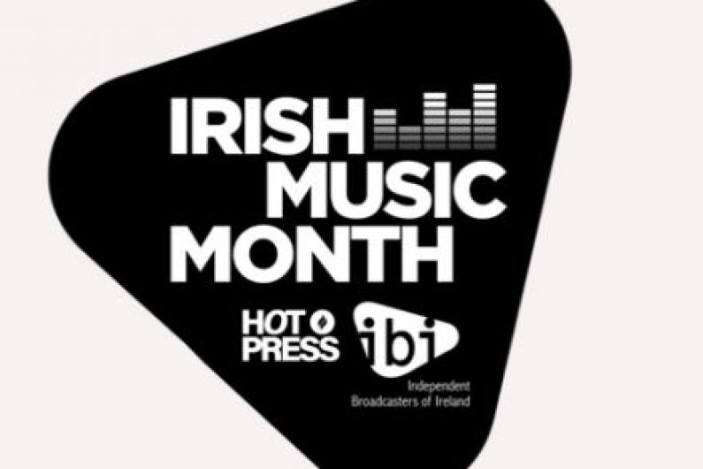 New promotion campaign for Irish music launched on Shannonside FM