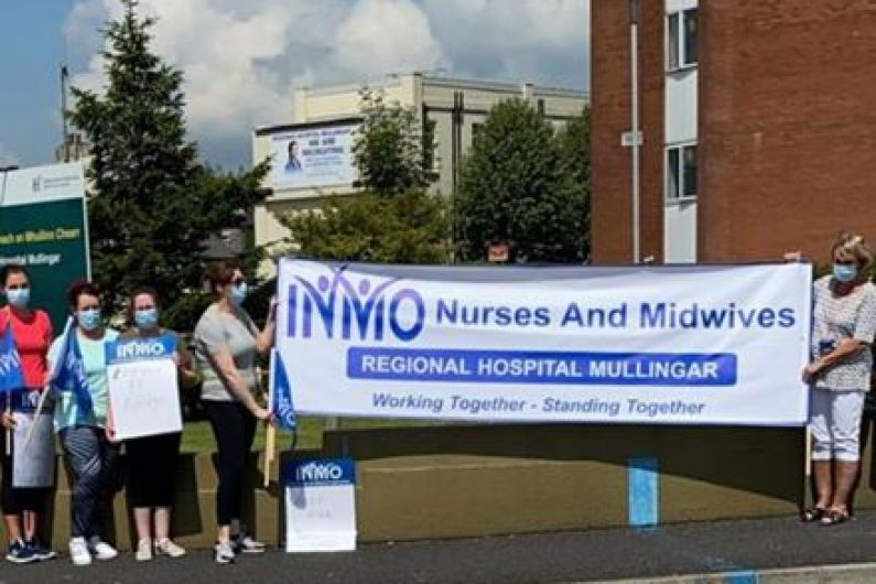 Longford council Chair wants nurses freed from vaccination centres to help Mullingar hospital