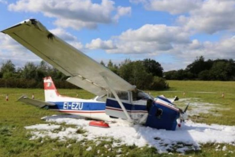 Two people seriously injured after Roscommon-bound flight's crash-landing