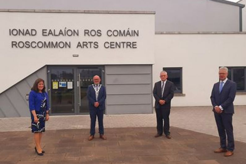 Roscommon town Covid pop-up centre to open this morning