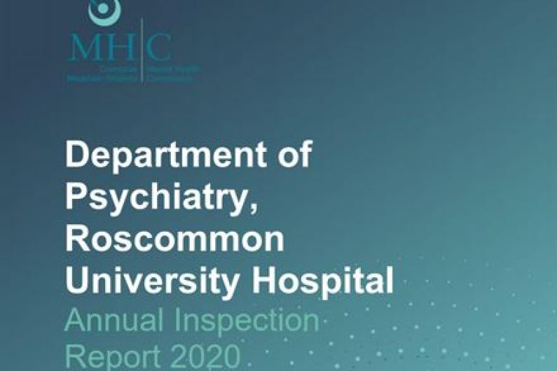 MHC report highlights concerns at Roscommon mental health unit premises