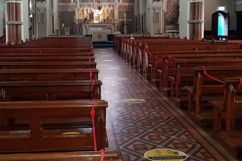 Local parishes reporting high demand for tickets for Christmas masses and services