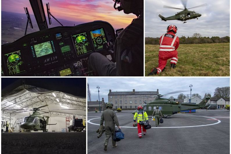 Staffing issues in the Athlone Emergency Air Ambulance service have been resolved