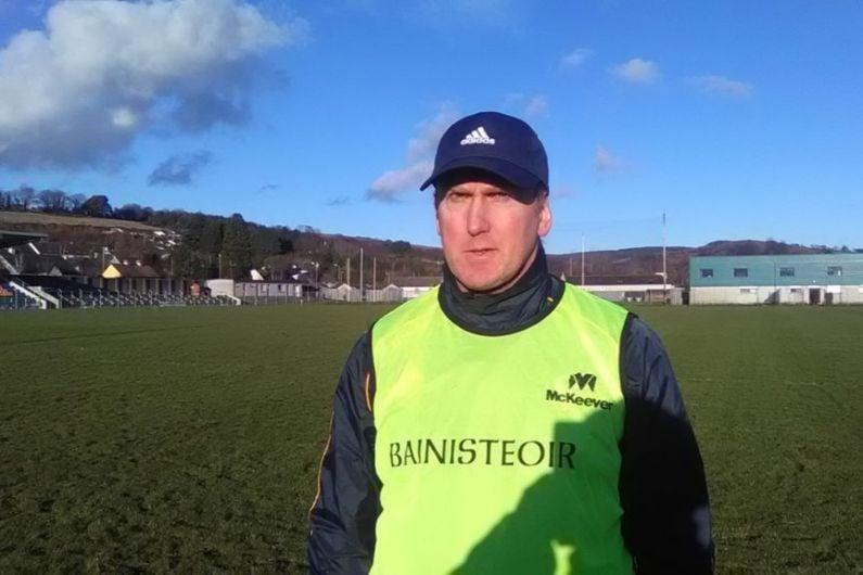 Brendan Guickan Takes Over Leitrim U20 Team