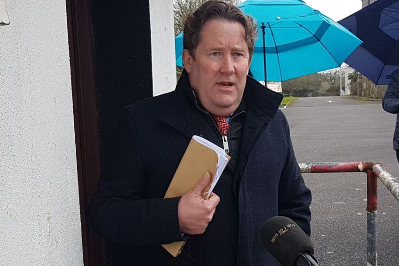 Housing Minister says major funding for Longford projects only part of solution