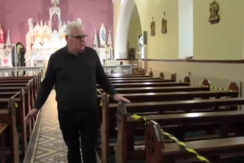 Roscommon priest outlines changes to church ahead of resumption of masses this month