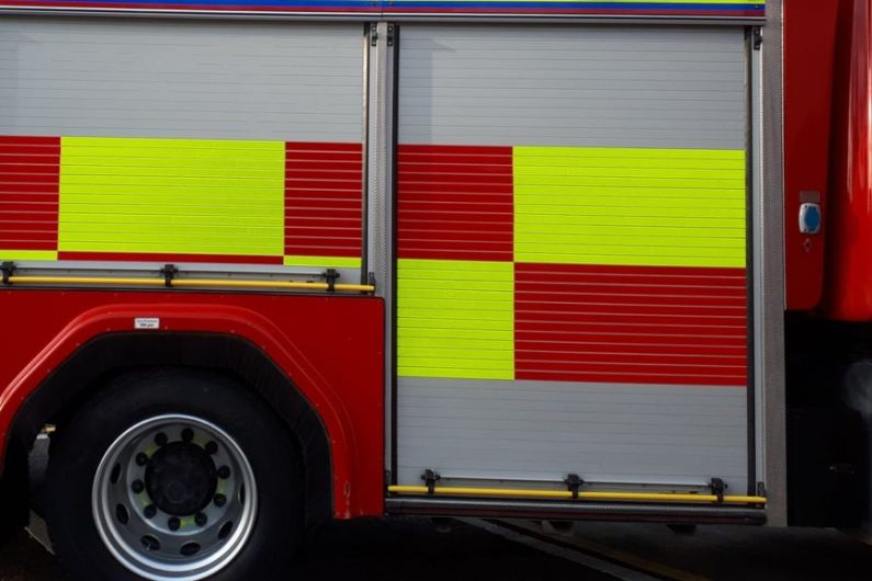 Two people have died in a house fire in south Roscommon overnight