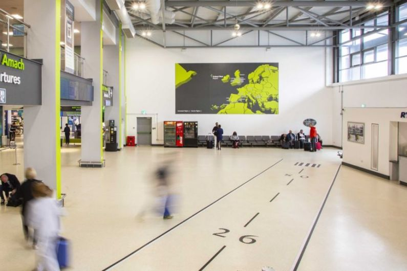 New Covid testing facility opening at Ireland West Knock Airport