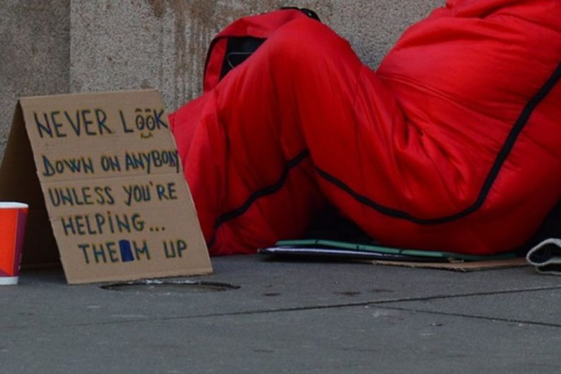 A total of 46 people presented as homeless in Leitrim last year