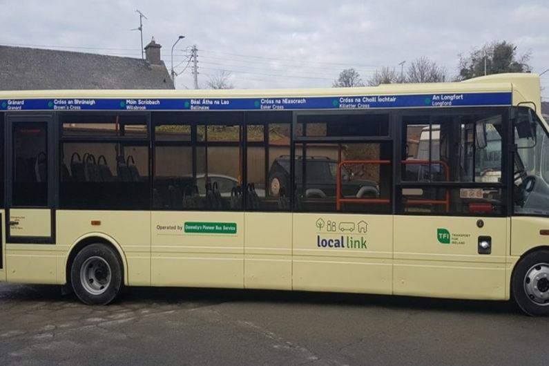 New rural transport plan for Leitrim to put focus on linking more areas to bus services