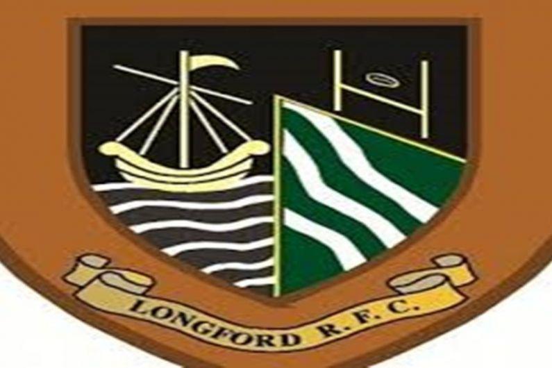 Longford RFC Club Notes 15 June