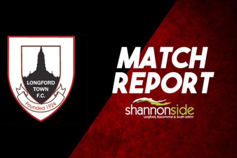 Longford Town suffer defeat to Sligo Rovers