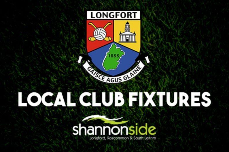 Longford Club Championship Draws Made