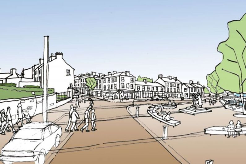 10 million euro regeneration funding announced for Ballymahon, Boyle and Mohill