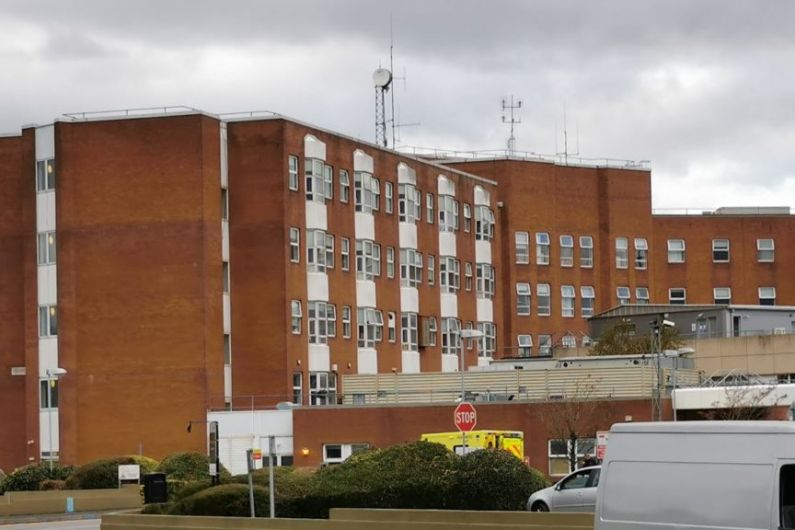 Mullingar hospital still experiencing serious overcrowding