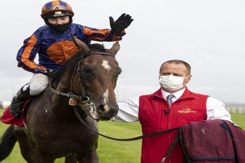 Santiago Wins O'Brien's 14th Irish Derby