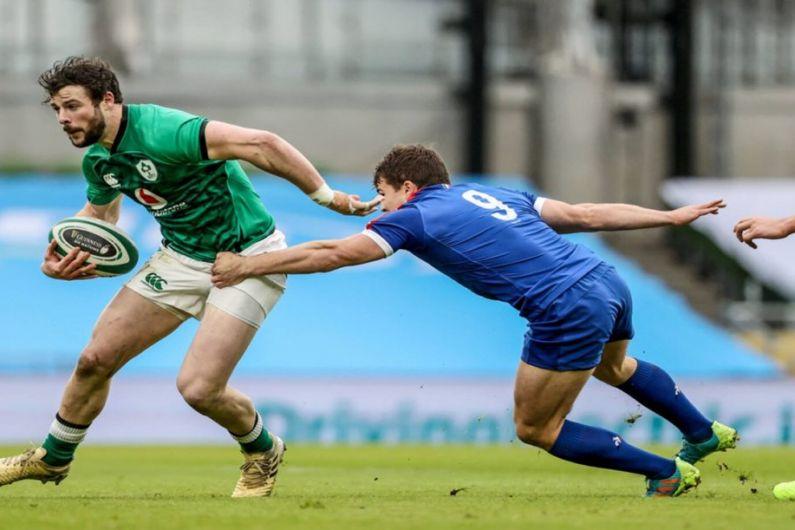 Buccaneers Robbie Henshaw Set For 50th Ireland Cap