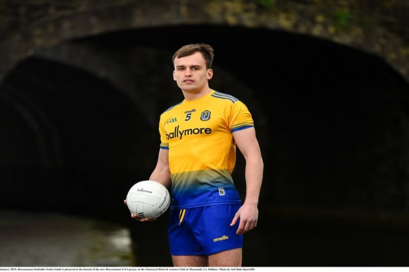 Roscommon captain says players very disappointed at prospect of no GAA action until May
