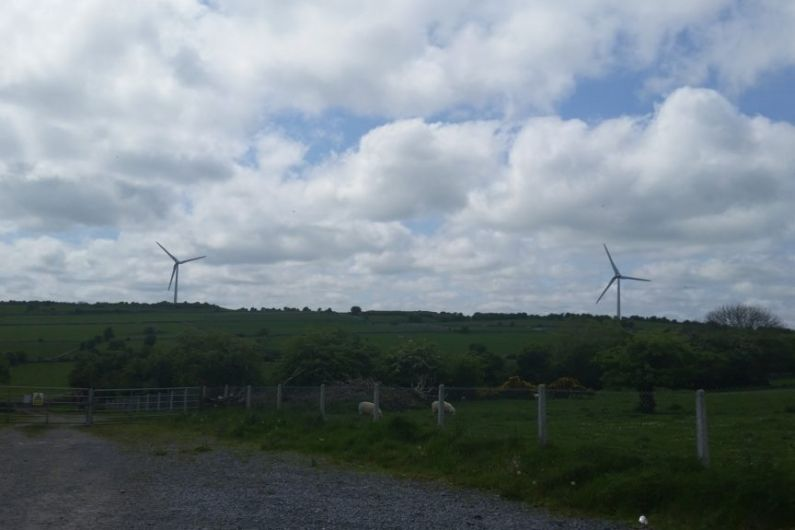 Plans lodged for two wind turbines outside Roscommon Town