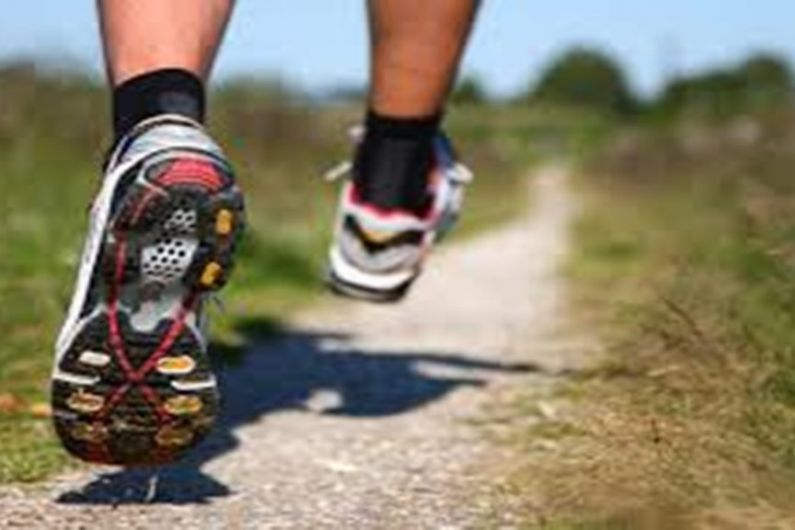 A Roscommon man is to run through the night to raise funds for a local school and childcare centre.