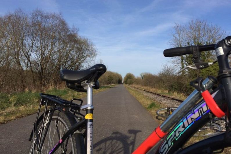 """There is hope that a new """"Siege Cycleway"""" could be developed from Athlone to Aughrim."""