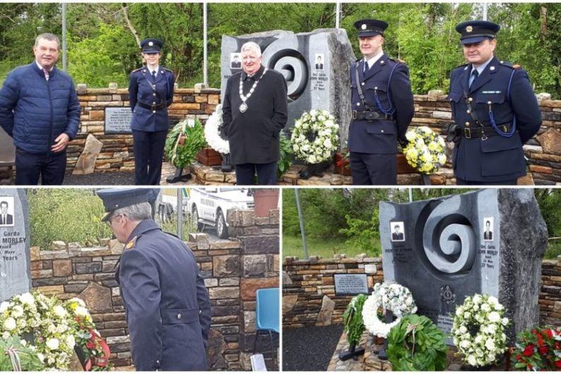 LISTEN: Garda Commissioner hopes two Gardai killed at Loughglynn are never forgotten