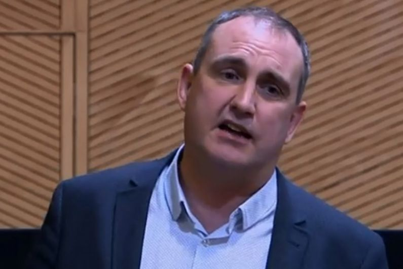 Sligo/Leitrim TD Marc McSharry resigns from FF and will vote no confidence in Coveney