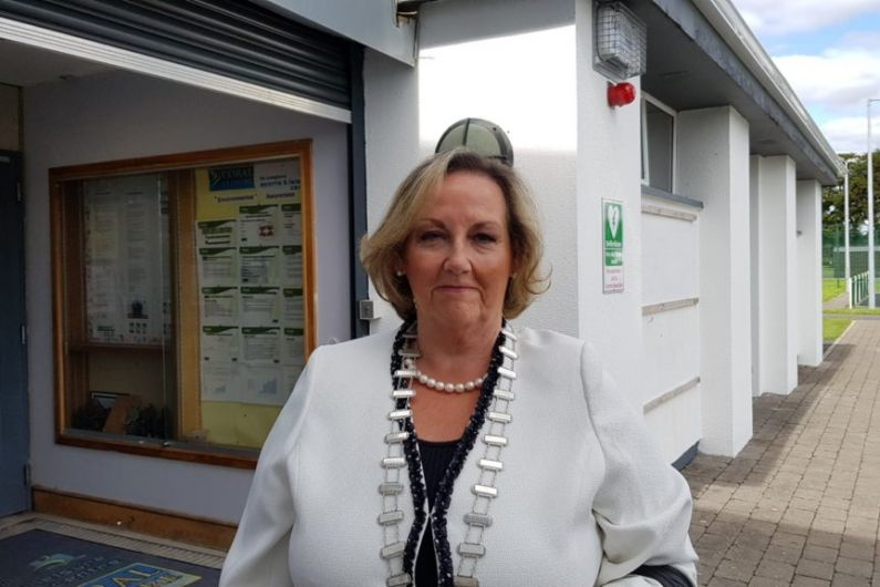 New Chair of Longford M.D hopes to see major progress on town centre projects