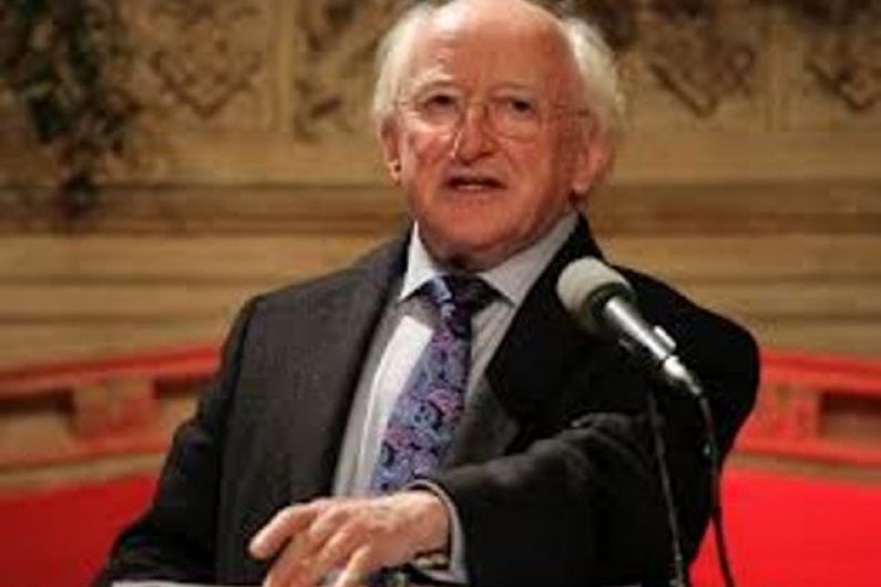 President Michael D Higgins celebrates his 80th birthday today