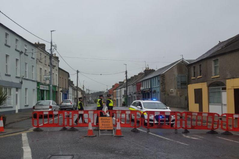 Male garda shot dead in Castlerea Co Roscommon