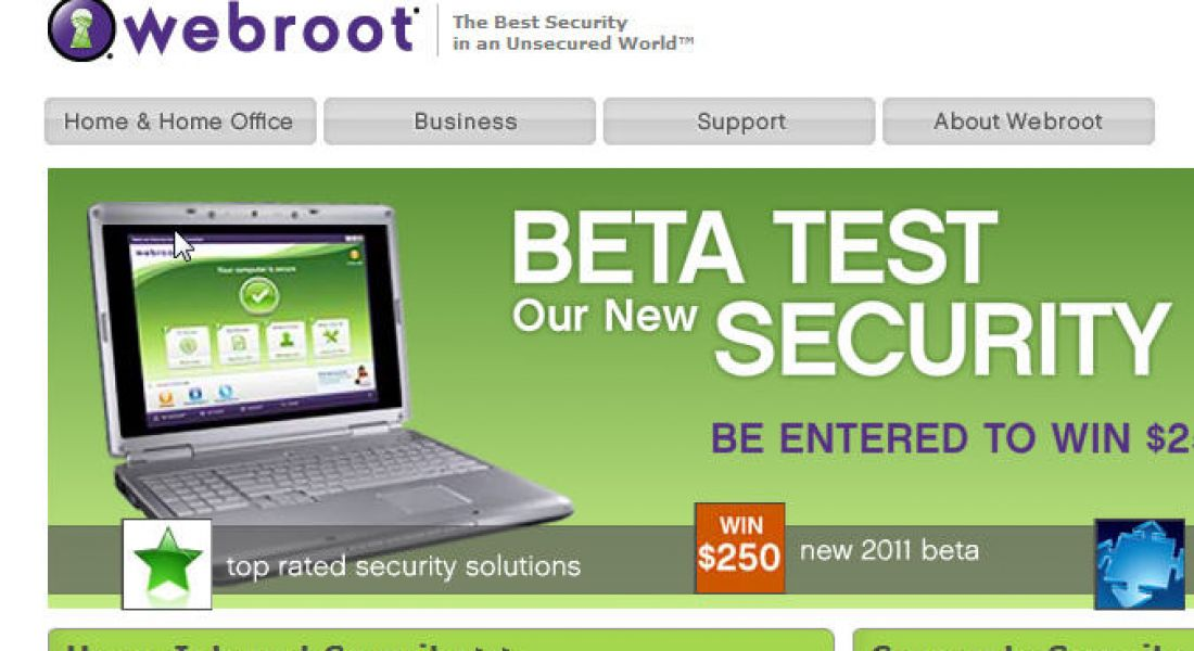 Internet security firm Webroot creates 50 new jobs