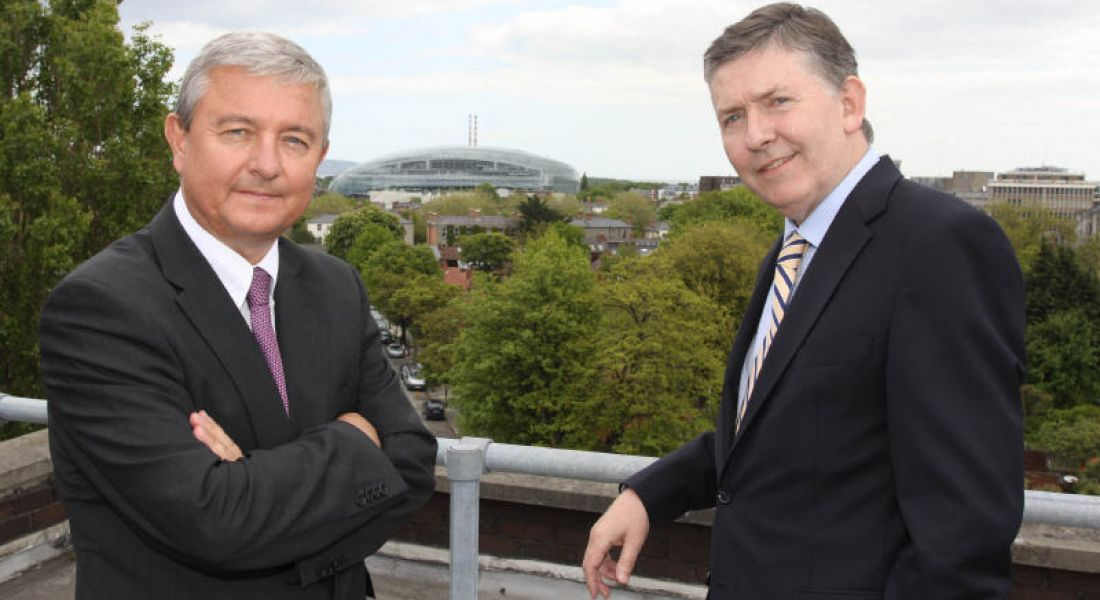 New CEO takes the helm at IBM in Ireland