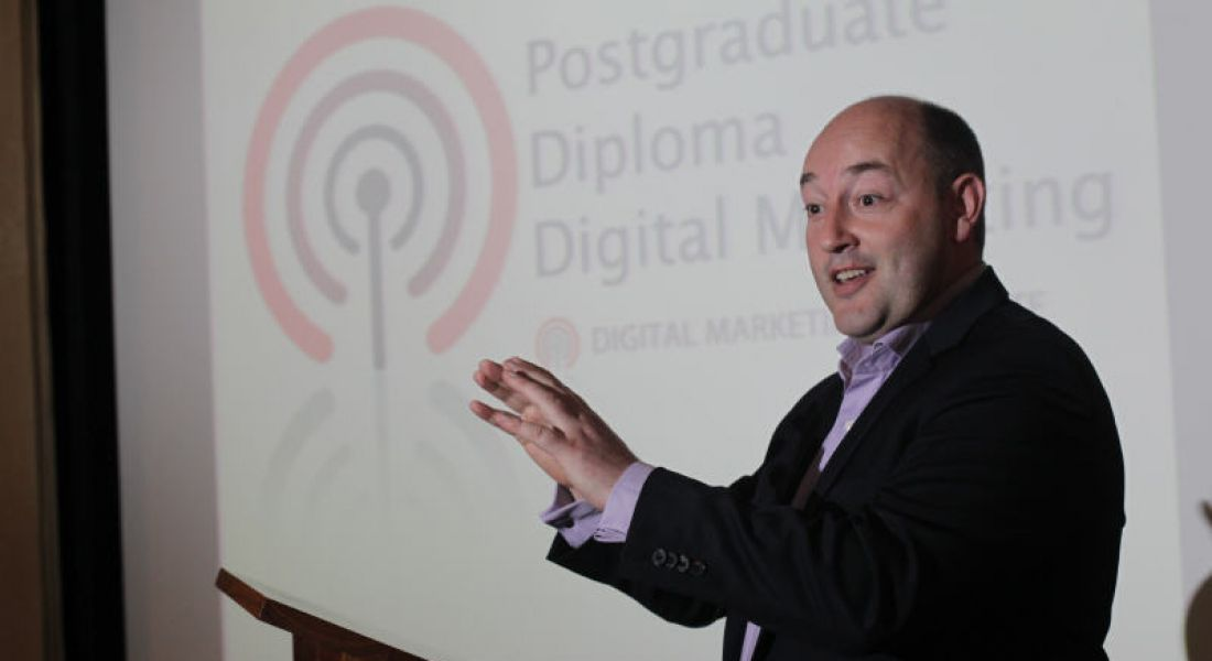 Digital Marketing Institute begins professional diploma series