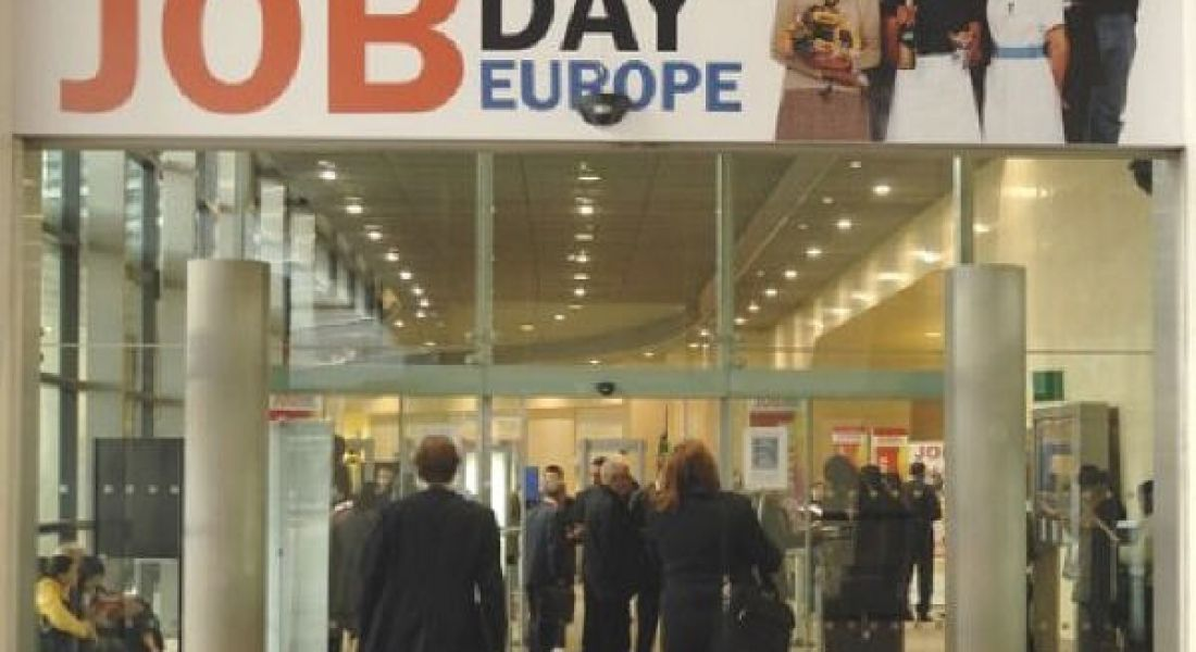 Thousands of job seekers expected for European jobs day