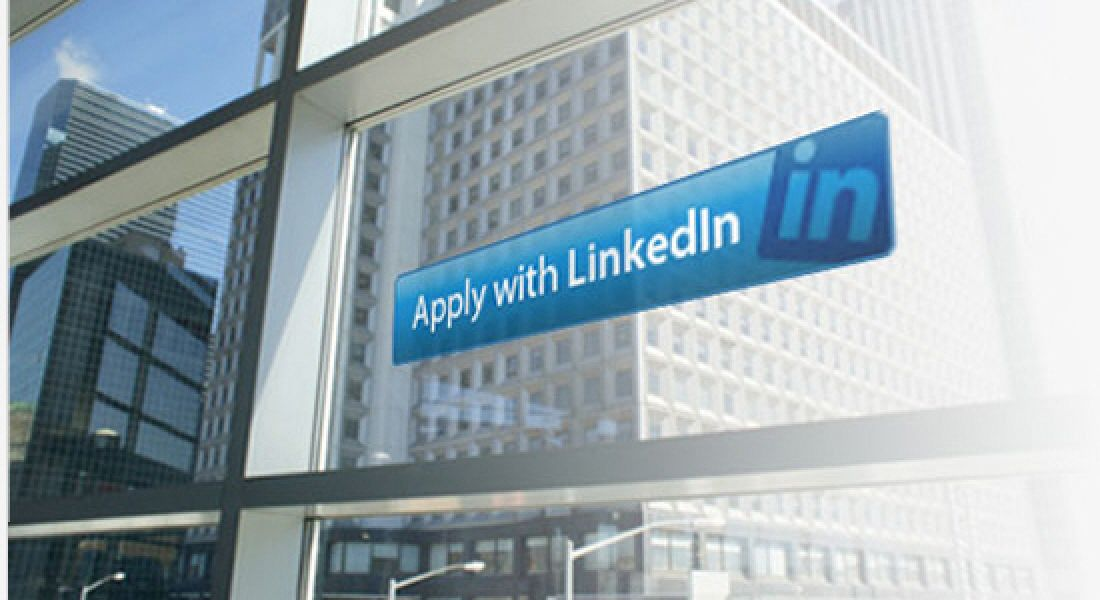 LinkedIn reveals job application plugin