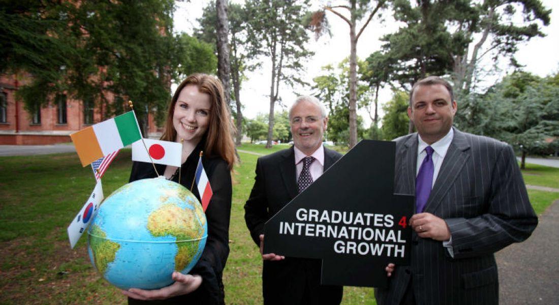 Graduates for International Growth Programme gets under way