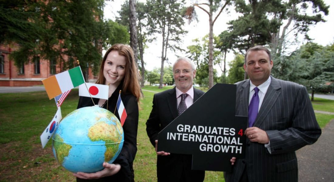 Graduates for International Growth Programme gets under way