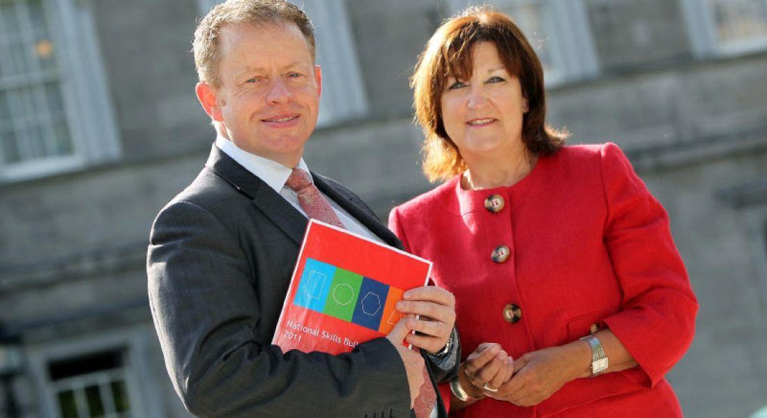 National Skills Bulletin confirms high-end skills shortage