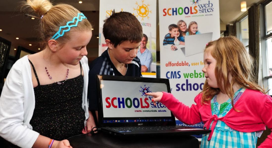 Galway-based Schools Websites recognised for job creation