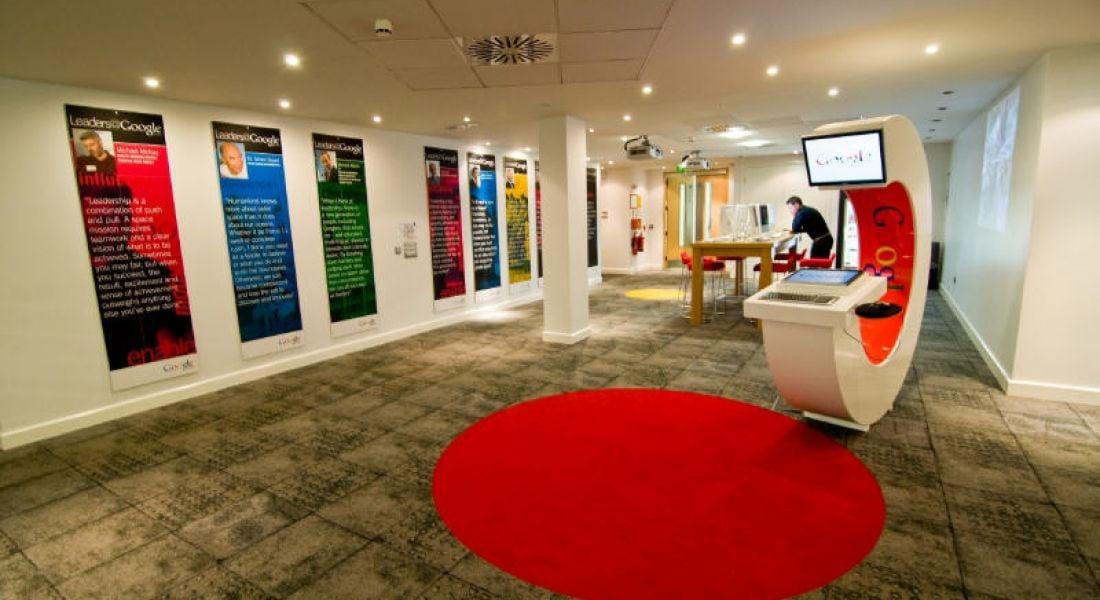 Hot jobs this week – engineers at Google EU HQ