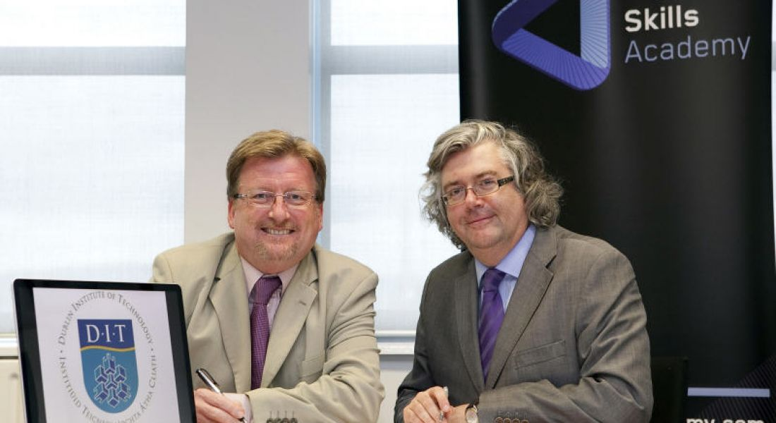 DIT and Digital Skills Academy form partnership