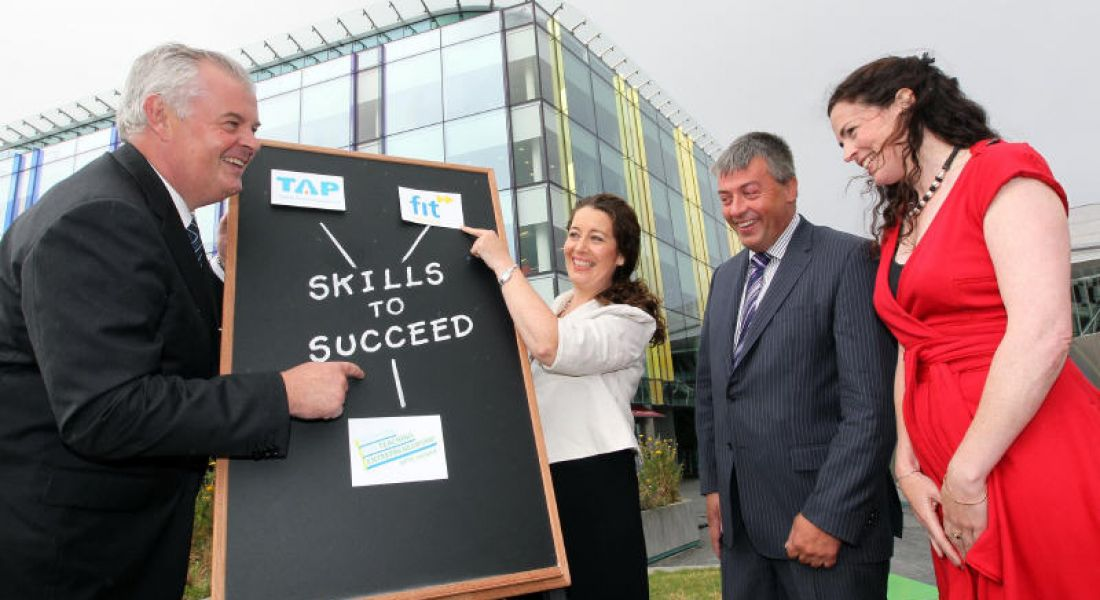 Accenture announces new €100k fund to support skills