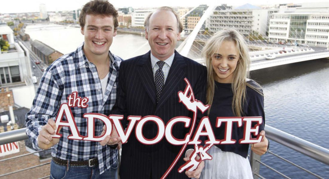 Internship opportunity with 'The Advocate' competition