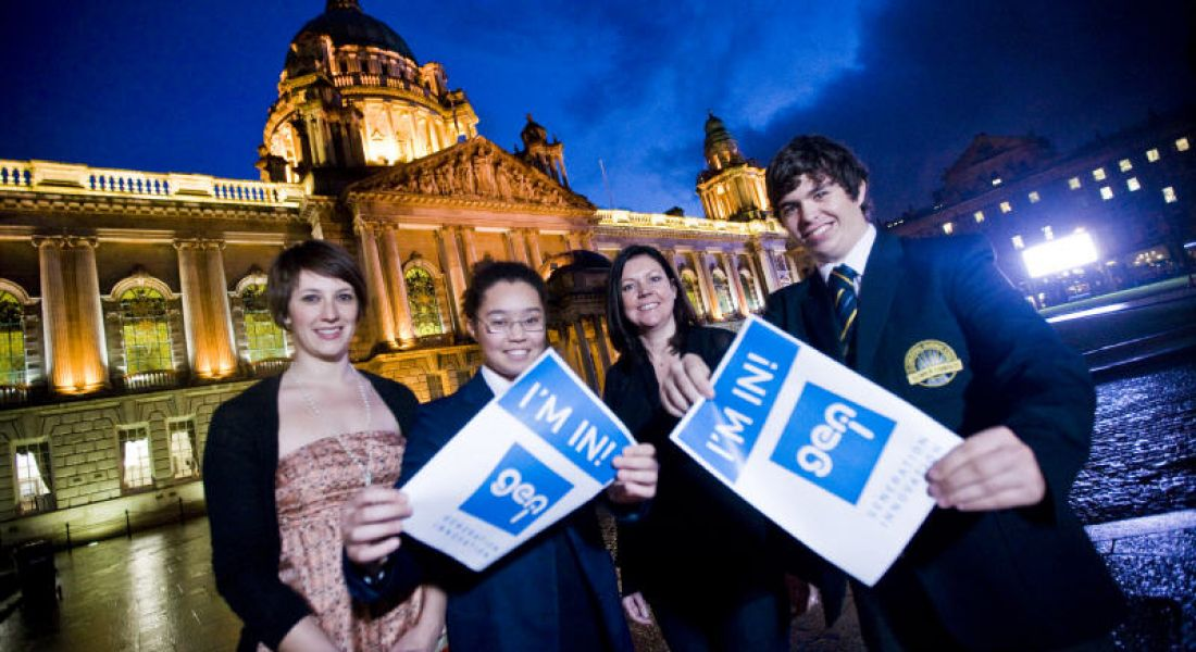 Generation Innovation aims to stop brain drain from Northern Ireland
