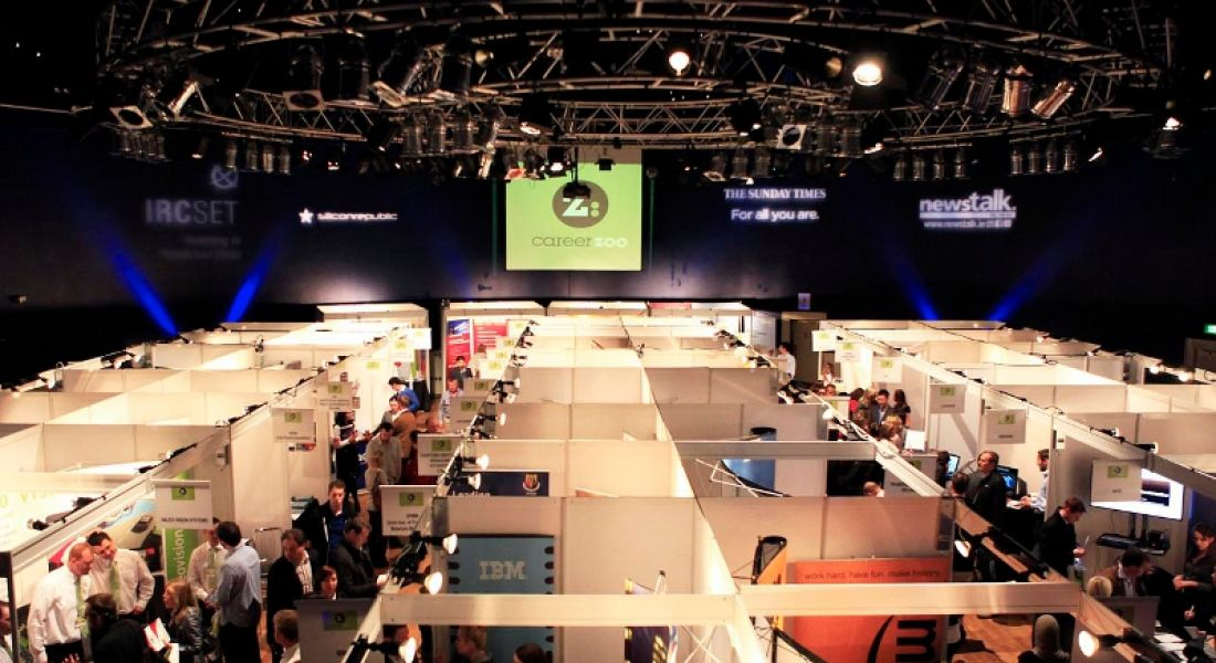 Career Zoo returns to showcase job opportunities in Ireland