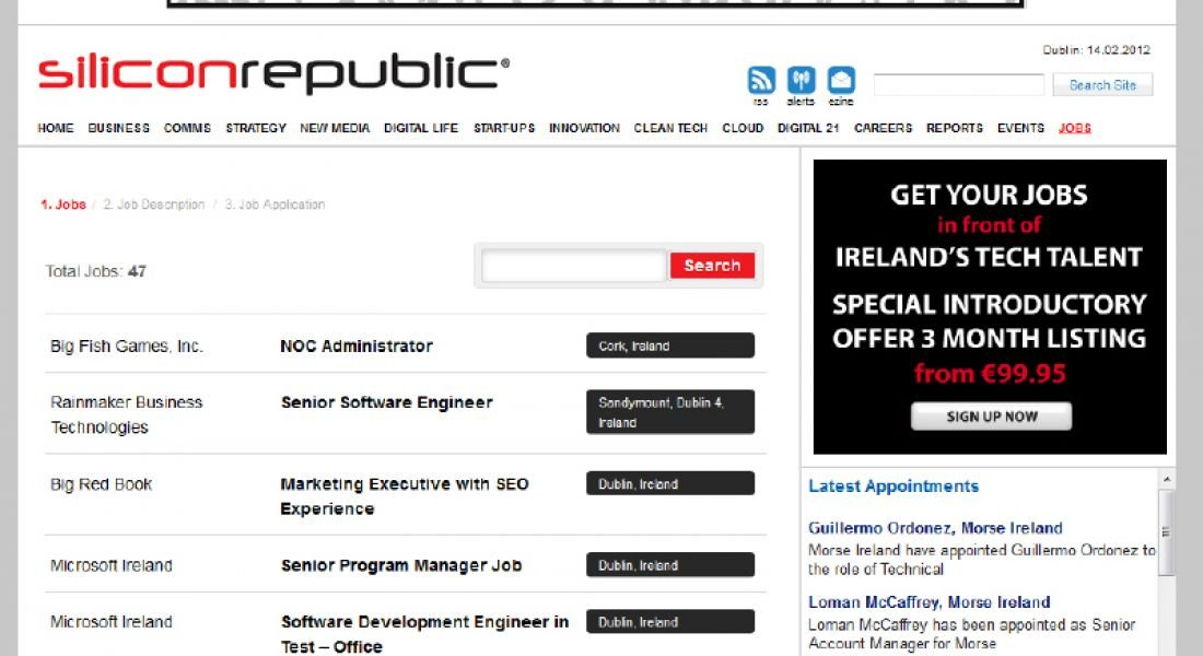 Silicon Republic launches new Jobs Board at Career Zoo